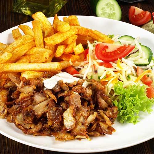 Assiettes - So'Burger
